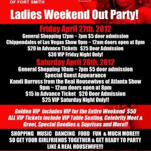 Kandi Burruss - Fort Smith Arkansas - April 28 2012 Side 2