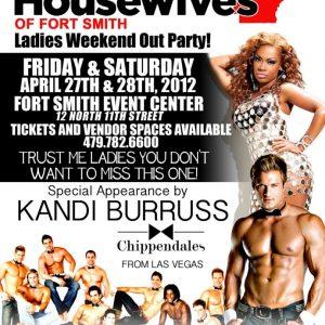 Kandi Burruss - Fort Smith Arkansas - April 28 2012