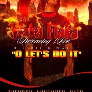 Waka Flocka Flame - Ladson South Carolina - November 24 2010